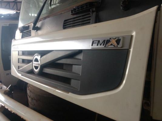 Cabine Volvo FMX